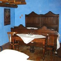 Una camera accogliente