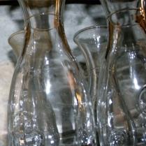 Le caraffe del vino
