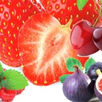 Fichi e piccoli frutti